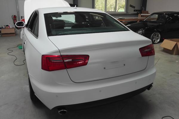 Audi A6 Nachher