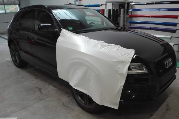 Audi - Vollfolierung