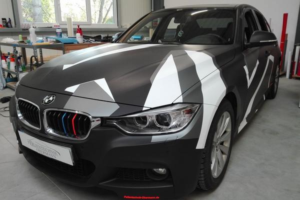 BMW - Vollfolierung